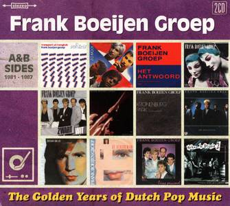 The Golden Years Of Dutch Pop Music (A&B Sides 1981 - 1987)