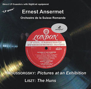 Moussorgsky: Pictures at an Exhibition / Liszt: The Huns
