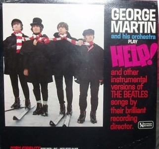 George Martin & His Orchestra Play Help!