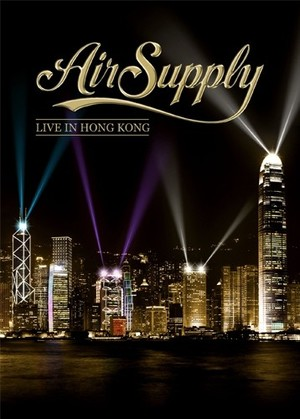Air Supply Live in Hong Kong