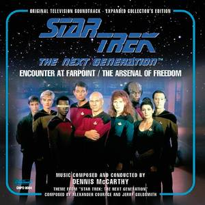 Star Trek: The Next Generation: Encounter at Farpoint / The Arsenal of Freedom