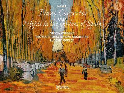 Ravel: Piano Concertos / Falla: Nights in the Gardens of Spain
