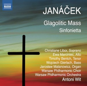 Glagotic Mass / Sinfonietta