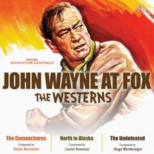 The Comancheros / North to Alaska / The Undefeated