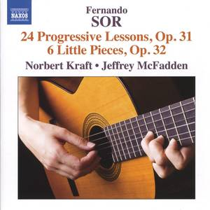 24 Progressive Lessons, op. 31 / 6 Little Pieces, op. 32